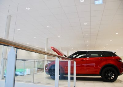 Autodealer Romijn   Jaguar Land/Rover, Den Haag
